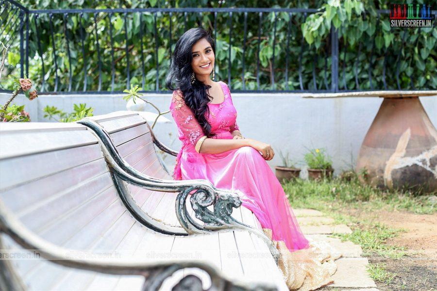 SS Tanvi Photoshoot Stills