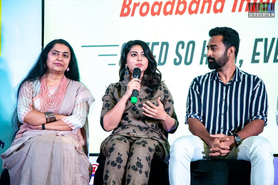 Prasanna, Sneha, Suhaini Maniratnam At A Product Launch In Chennai