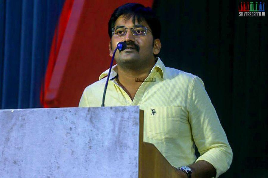Karunakaran At The NOTA Press Meet