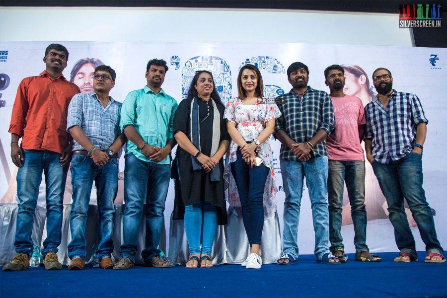 Trisha And Vijay Sethupathi At The 96 Press Meet