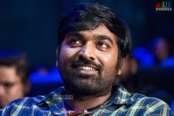 Vijay Sethupathi At The 96 Press Meet