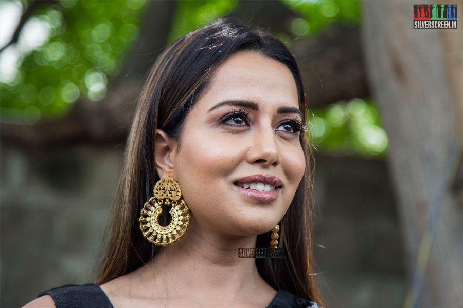 Raiza Wilson At The Varma Teaser Launch