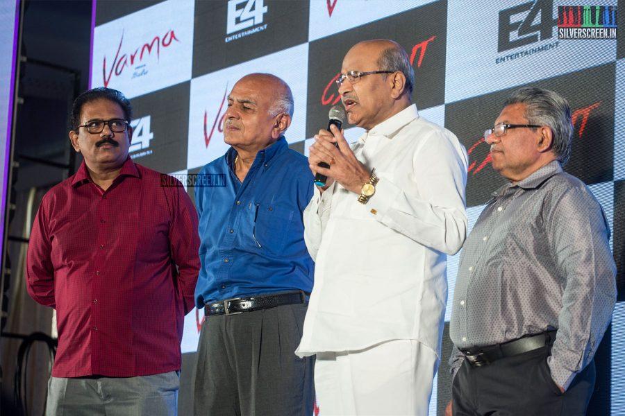 Varma Teaser Launch Photos