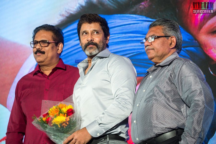 Vikram At The Varma Teaser Launch