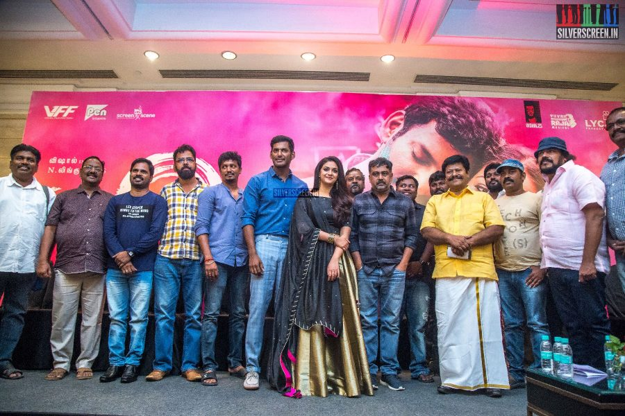Sandakozhi 2 Audio Launch Photos