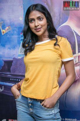 Amala Paul At The Ratsasan Audio Launch