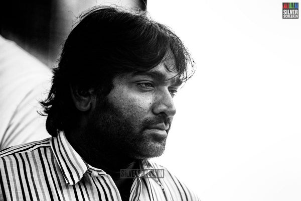 Vijay Sethupathi at Karuppan Press Meet