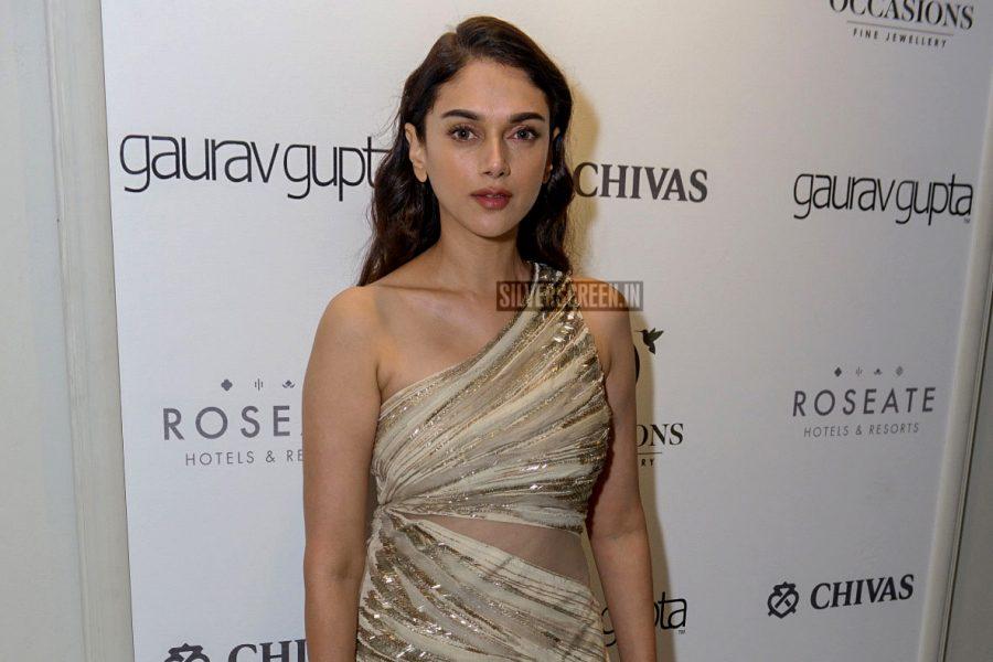 Aditi Rao Hydari At A Store Launch