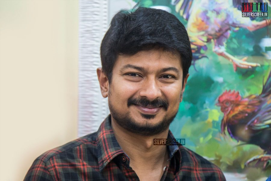Udhayanidhi Stalin At A Restaurant Launch In Chennai