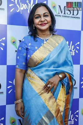 Hema Rukmani At The Launch Of A New Jewellery Collection
