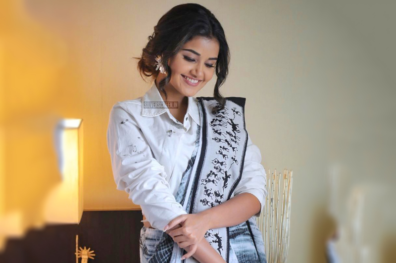 Anupama Parameswaran Photoshoot Stills