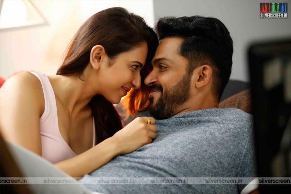 Dev Movie Stills Starring Karthi Sivakumar, Rakul Preet Singh