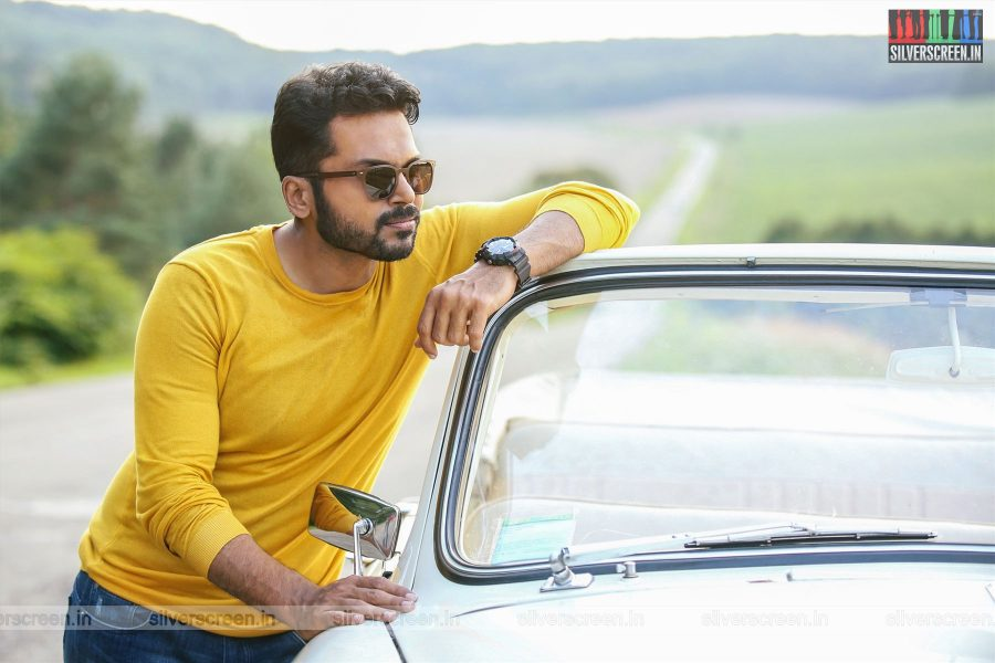 Dev Movie Stills Starring Karthi