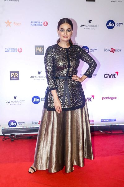 Dia Mirza At The 20th Jio MAMI Film Festival 2018