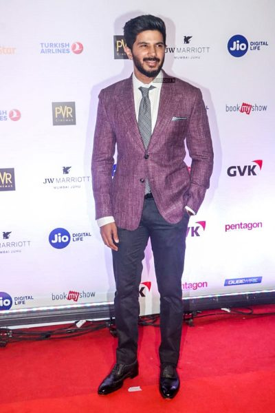 Dulquer Salman At The 20th Jio MAMI Film Festival 2018