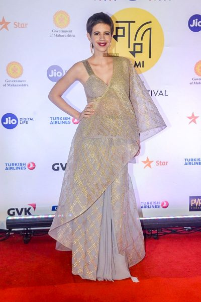 Kalki Koechlin At The 20th Jio MAMI Film Festival 2018