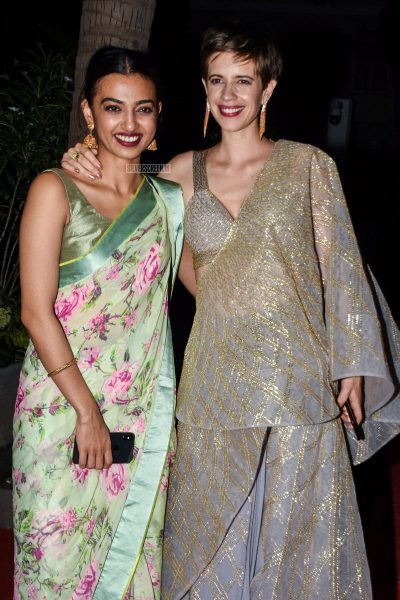 Kalki Koechlin, Radhika Apte At The 20th Jio MAMI Film Festival 2018