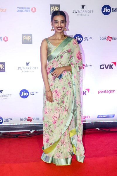 Radhika Apte At The 20th Jio MAMI Film Festival 2018
