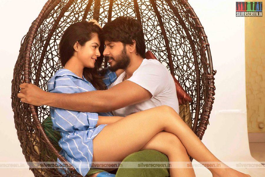 Kannadi Movie Stills Starring Sundeep Kishan, Anya Singh