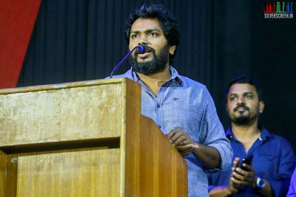 Pa Ranjith At The Pariyerum Perumal Success Meet