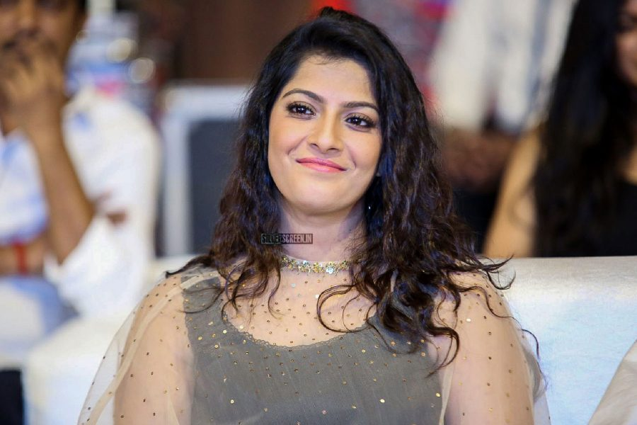Varalaxmi Sarathkumar Promotes Pandem Kodi 2