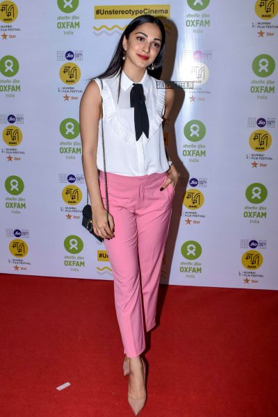 Kiara Advani At The 20th Jio MAMI Film Festival