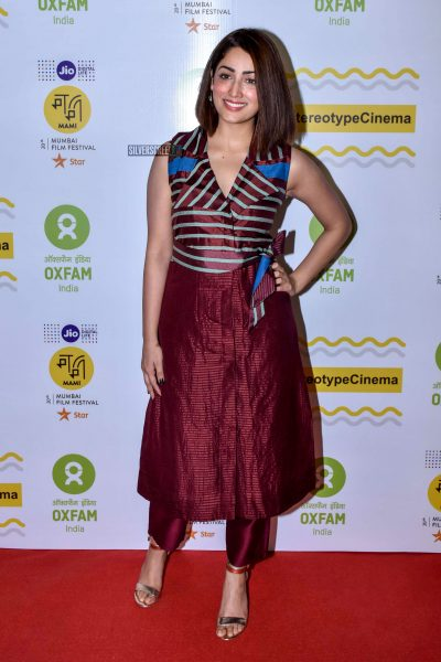 Yami Gautam At The 20th Jio MAMI Film Festival