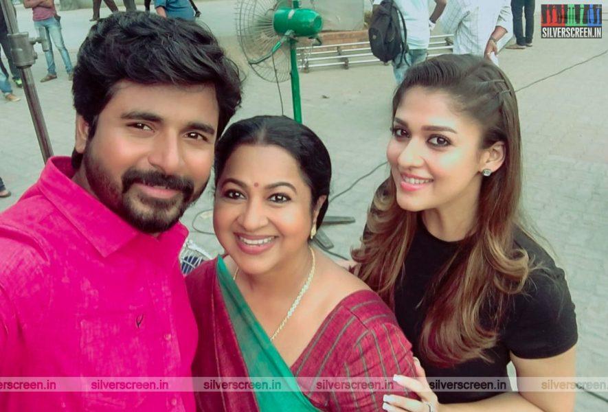 Sivakarthikeyan, Nayanthara in Sivakarthikeyan 13 Movie Stills