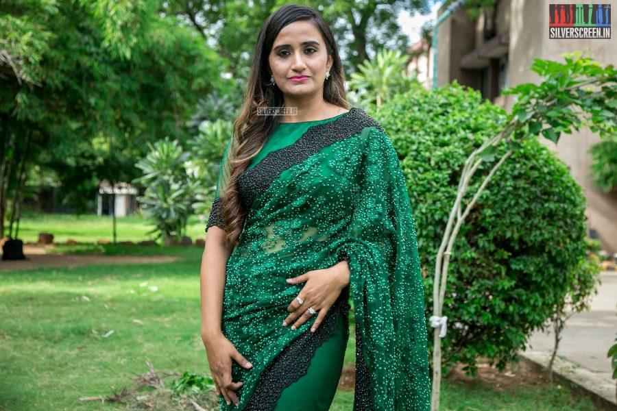 Samaira At The Owdatham Press Meet