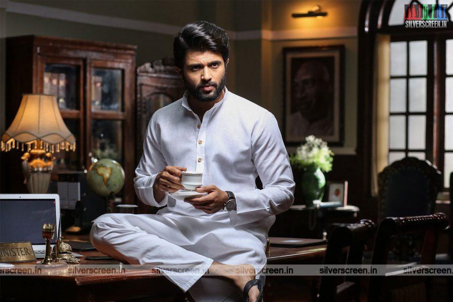 NOTA Movie Stills Starring Vijay Deverakonda