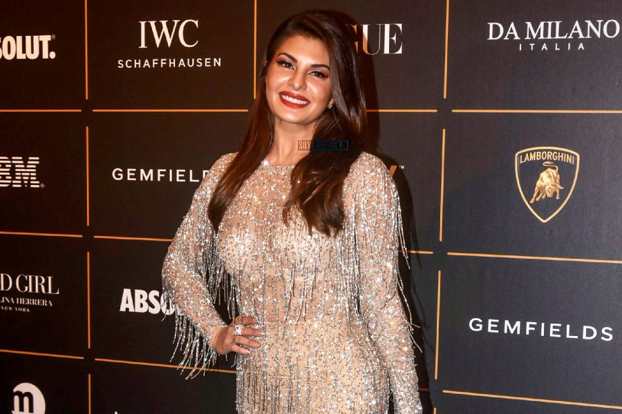 Jacqueline Fernandez At The Vogue Women Of The Year 2018 Awards