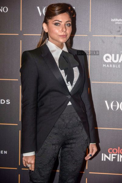 Kanika Kapoor At The Vogue Women Of The Year 2018 Awards