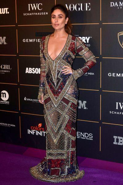Kareena Kapoor At The Vogue Women Of The Year 2018 Awards