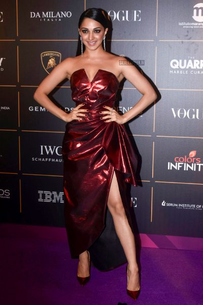 Kiara Advani At The Vogue Women Of The Year 2018 Awards