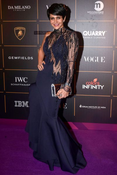 Mandira Bedi At The Vogue Women Of The Year 2018 Awards