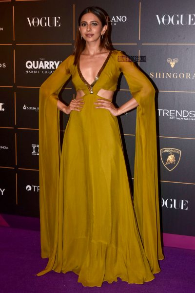 Rakul Preet Singh At The Vogue Women Of The Year 2018 Awards