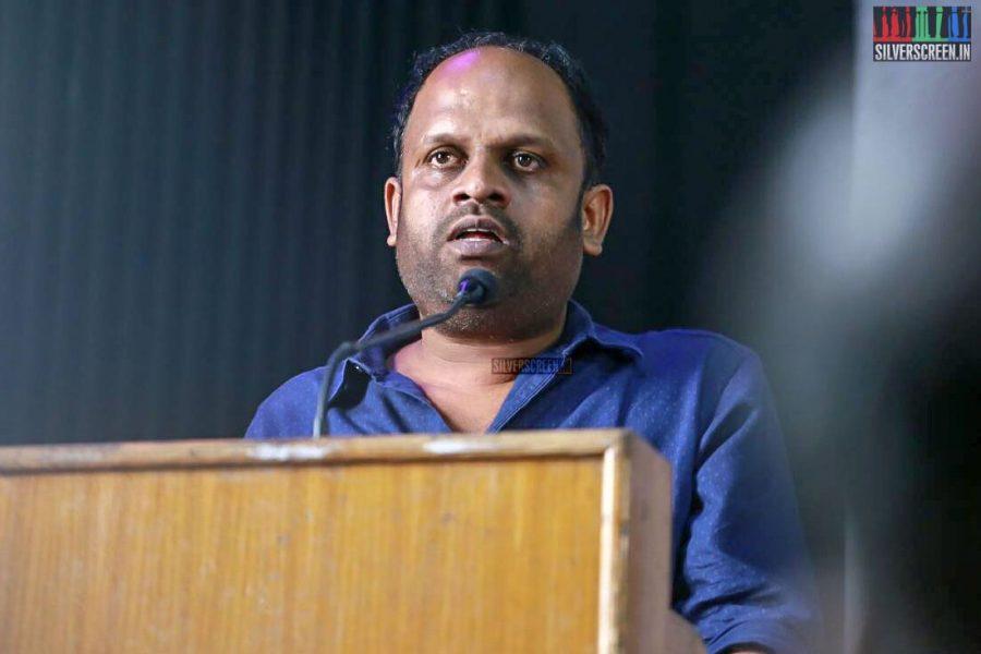 Jarugandi Press Meet Photos