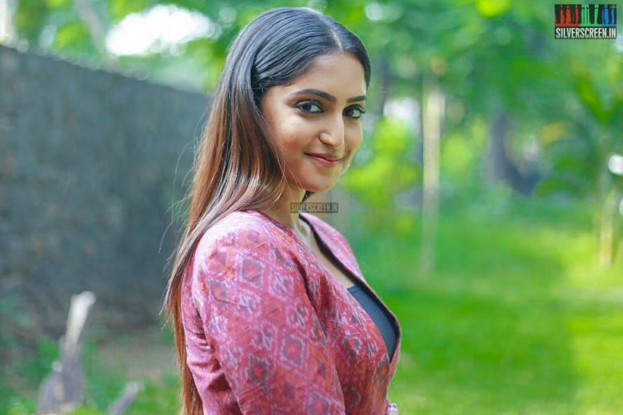 Reba Monica John At The Jarugandi Press Meet
