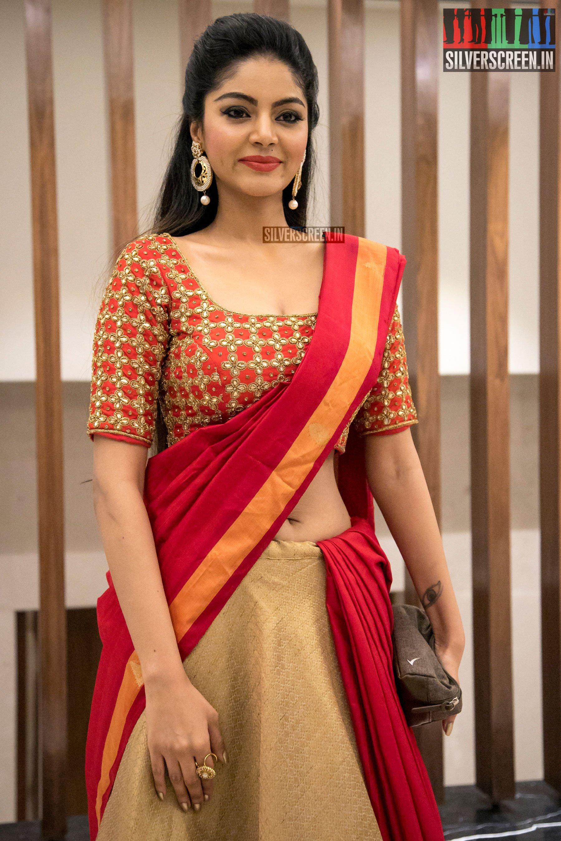 Sanam Shetty At The Chennai International Fashion Week