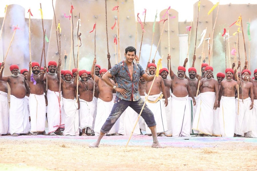 Sandakozhi 2 Movie Stills Starring Vishal