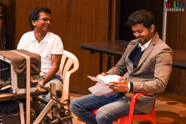 Sarkar Movie Stills - Vijay, AR Murugadoss