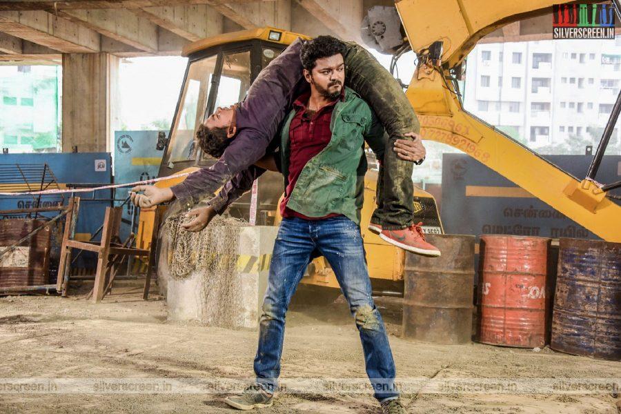 Sarkar Movie Stills Starring Vijay