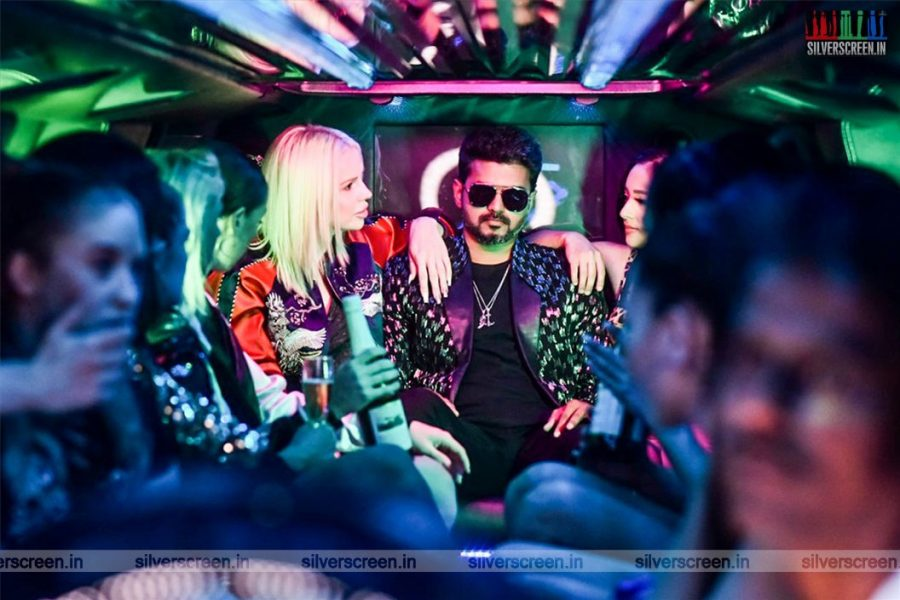 Sarkar Movie Stills Starring Vijay