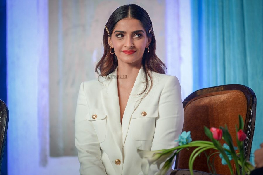 Sonam Kapoor At A Book Launch