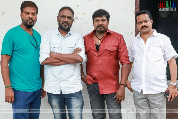 Stun Shiva At The Vetaiyan Movie Launch