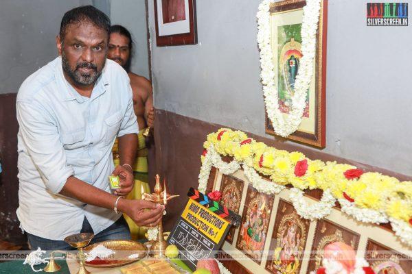 Vetaiyan Movie Launch Photos