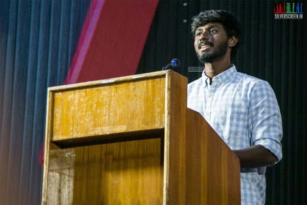 Adithya Bhaskar At The 96 Success Meet