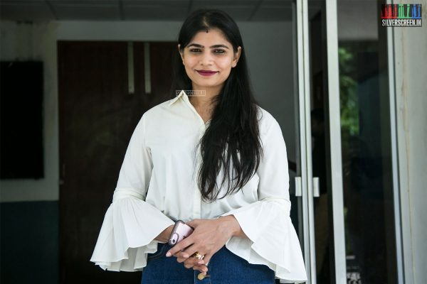 Chinmayi Sripada At The 96 Success Meet