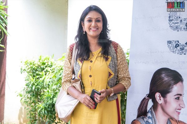 Devadarshini At The 96 Success Meet