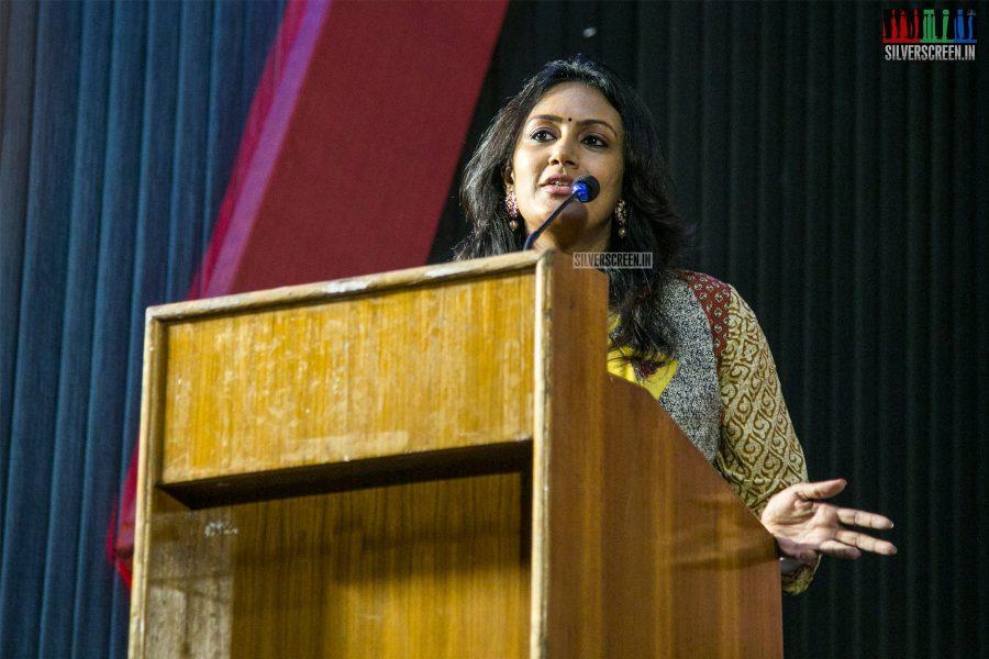 Devadarshini At The 96 Success Meet